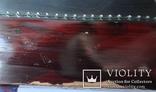 """Подписная Японская старинная Картина на дереве.<span class=""""</div""""></span> photo 12"""