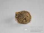 Золотой перстень Черепаха