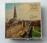 Спички сувенирные из СССР Рига. photo 2