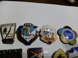 Тяжёлые значки на эмалях., фото №3