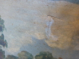 Картина в раме,пейзаж,полотно, масло., фото №10
