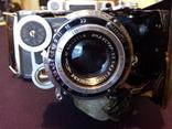 Фотоаппарат Москва-4 с футляром, фото №3