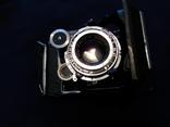 Фотоаппарат Москва-4 с футляром, фото №6