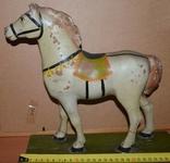 Лошадь цырковая