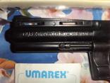 Стартовый пистолет Umarex под патрон 9 мм.