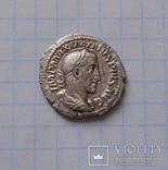 Денарий Максимин I Фракиец