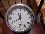 Часы корабельные антимагнитные с подставкой
