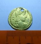 Констанций II. Солид. Фессалоники, 355-361.