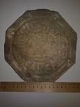 Старинная кафельная плитка, фото №2