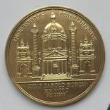 Золотая медаль Австрия photo 3