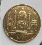 Золотая медаль Австрия photo 4
