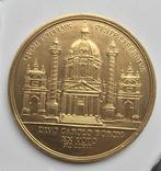 Золотая медаль Австрия photo 5