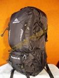 Рюкзак городской спортивный Manweilesi 9003 40л черный