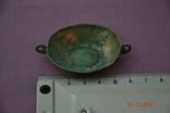Стариний комплект, срібної посуди з гербом photo 6