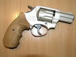 Чешский револьвер под патрон флобера KORA BRNO 2.5