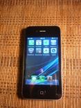 Копия IPhone G4 (F8) 2 sim карты + TV (Черный)