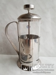 Френч-пресс для заварки чая. Не пользованный., фото №2