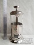 Френч-пресс для заварки чая. Не пользованный., фото №3