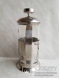 Френч-пресс для заварки чая. Не пользованный., фото №5