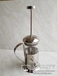 Френч-пресс для заварки чая. Не пользованный., фото №6