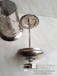 Френч-пресс для заварки чая. Не пользованный., фото №9