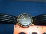 Часы Луч, мужские, с жёлтым механизмом. На ходу. photo 5