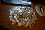 Серебрянные монеты (970шт.) photo 2
