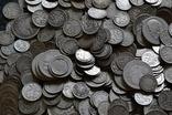 Серебрянные монеты (970шт.) photo 4