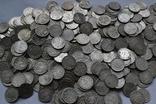 Серебрянные монеты (970шт.) photo 5
