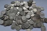Серебрянные монеты (970шт.) photo 7