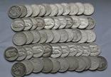 Серебрянные монеты (970шт.) photo 9