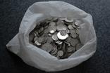 Серебрянные монеты (970шт.) photo 10