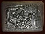 Икона Святого Николая Чудотворца в серебряном окладе (32*26 см. ) photo 7