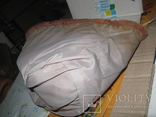 Шапка-пилотка цигейковая-58 см., фото №6