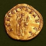 Ауреус Галлиена (253-268 г.г.) - Felicitas photo 2