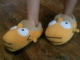 Симпсоны - теплые прикольные тапки разм.38 photo 4
