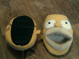 Симпсоны - теплые прикольные тапки разм.38 photo 5