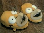 Симпсоны - теплые прикольные тапки разм.38 photo 7