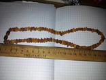 Бусы янтарь 12.9грамм, фото №4