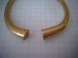 Браслет Золото 61 Грам Размер 6 см До 900 года photo 5