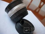 Семь объективов [нов] для фотоувеличителей [футляры-5-штук и крышки], фото №3