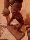 Скульптура Касли 1954 год photo 5
