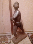 Скульптура Касли 1954 год photo 6