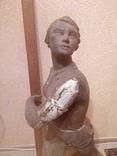 Скульптура Касли 1954 год photo 7