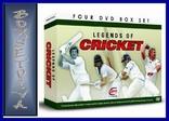 LEGENDS OF CRICKET - 4 DVD новый запечатанный отличный подарок на НГ photo 4
