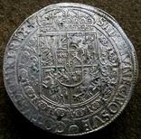 Коронный талер Zygmunt III Waza 1629 photo 2