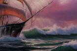 ''Южный ветер''. Холст, масло. 110х70. Вылуск Г. photo 5