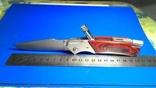 Нож раскладной с насадками, фото №10