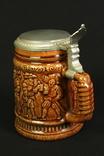 Коллекционная пивная кружка. BMF. Германия. (0613) photo 2