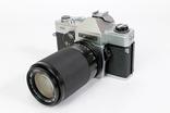 Зеркальный пленочный фотоаппарат Carena 1000 с аксессуарами. Япония. (0618) photo 5